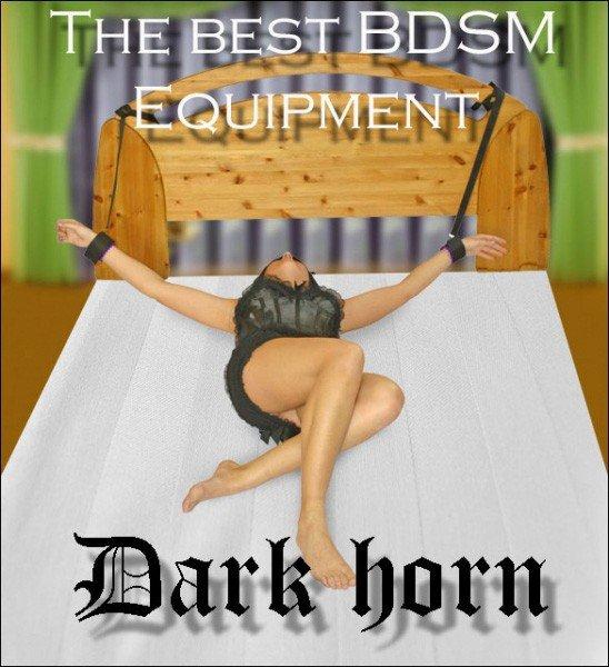 Kajdanki Dark Horn Mean