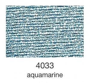 mulina Madeira Metallic 4-aquamarine 4033
