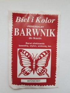 Barwnik - Biel i Kolor - wiśniowy