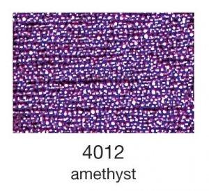 mulina Madeira Metallic 4-ametyhyst 4012