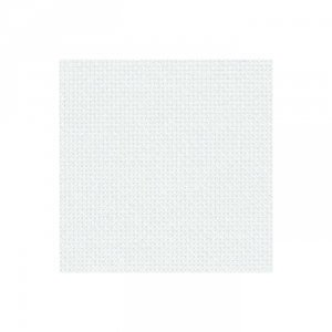 Kanwa Aida Zweigart 14ct - 54/10 biała cięta z metra szerokość 110