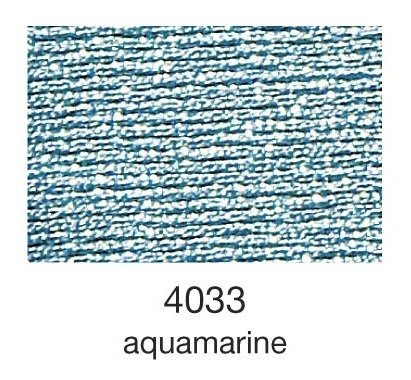 Metallic 4-aquamarine 4033
