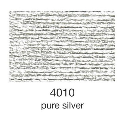 Metallic 4-pure silver 4010
