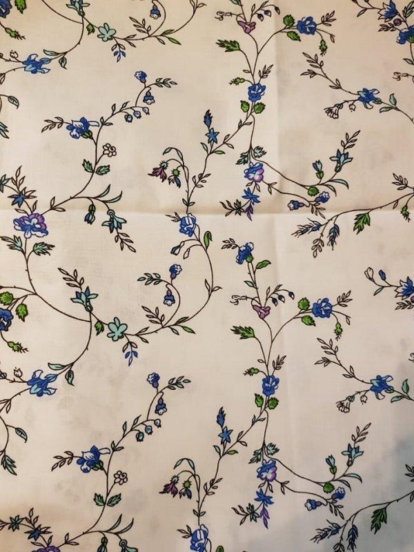 Małe niebieskie kwiaty