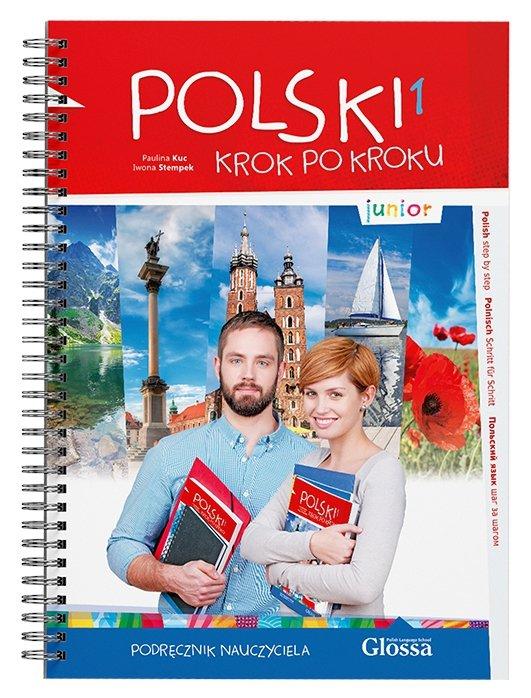 Polski krok po kroku Junior 1. Podręcznik nauczyciela