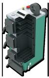 Kocioł SETLANS PLUS 9 kW uniwersalny