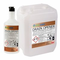 Zagęszczony preparat do udrażniania rur i odpływów DRAIN OPENER