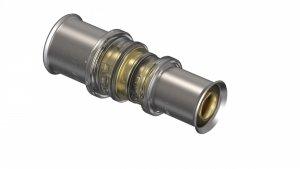 Złączka zaciskana pex 25x16 mufa redukcyjna - Wavin Tigris M5
