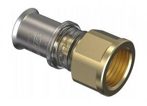 Złączka pex Wavin M5 zaciskana 25x1 GW
