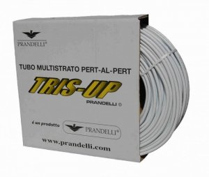 Rura PERT-AL-PERT Prandelli TRIS-UP 1m