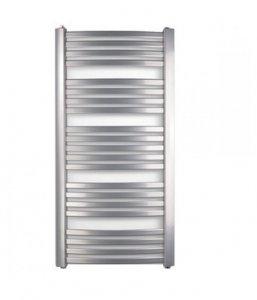 Grzejnik łazienkowy TURAN 580x700 srebrny