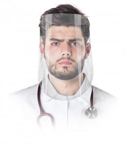 Przyłbica osłona twarzy EKO