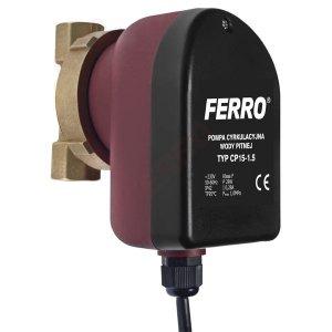 Pompa cyrkulacyjna CWU FERRO CP15-1,5
