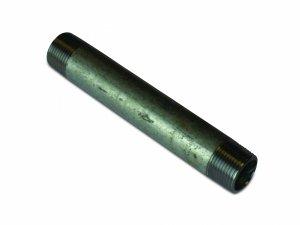 Przedłużka ocynkowana 1/2 cala 25cm