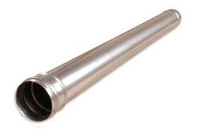 Ferroli rura kominowa jednościenna 80mm, 50cm