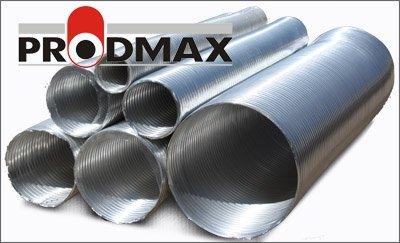 Rura Aluminiowa Flexi Spiro 120