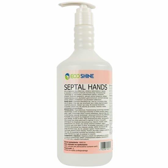 Płyn do dezynfekcji rąk 1L