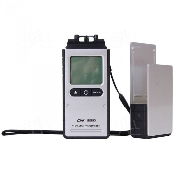 CHY220 Termohigrometr -20~ 60°C, 1~ 99% RH