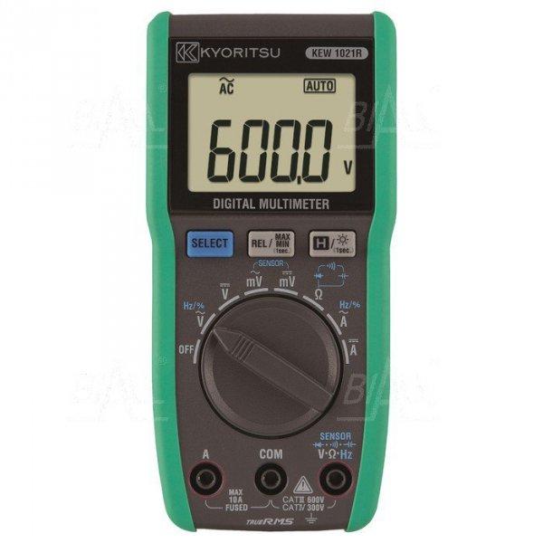 KEW1021R Multimetr z pomiarem TRMS
