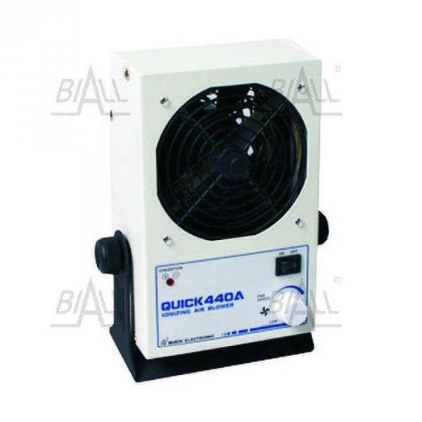 Quick 440A Jonizator - Eliminator ładunków elektrostatycznych