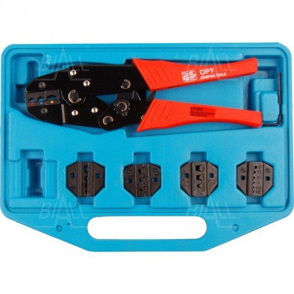 OPT LY03C-5D Zestaw narzędzi do końcówek kablowych
