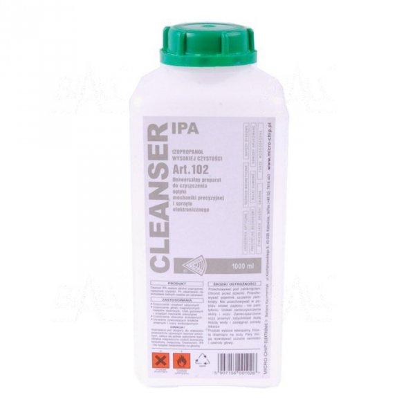 Cleanser IPA ISOPROPANOL 1 litr płyn