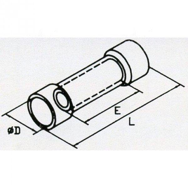 KLB Łącznik kabl. izol. 1,5-2,5mm2  100szt