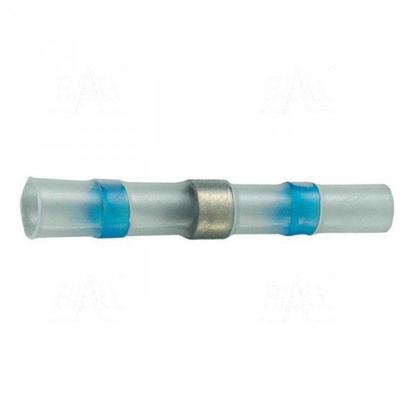 Łącznik termokurcz. z cyną SWT fi 4.4mm nieb 100szt