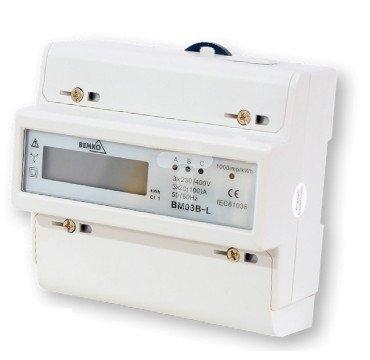 Wskaźnik energii 3 fazowy 20-100A A30-BM03B-L