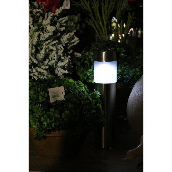 LAMPY SOLARNE 4 SZT ZESTAW NOWOCZESNYCH LAMP SOLARNYCH
