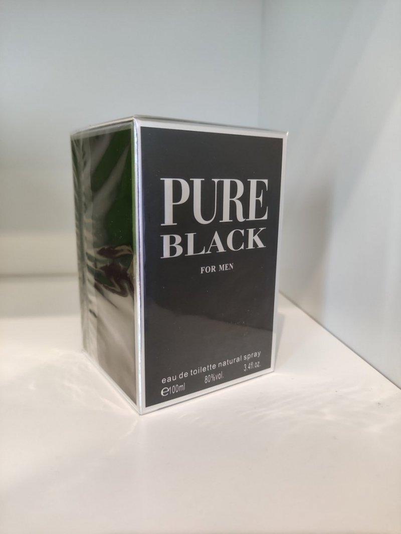 Pure Black Karen Low