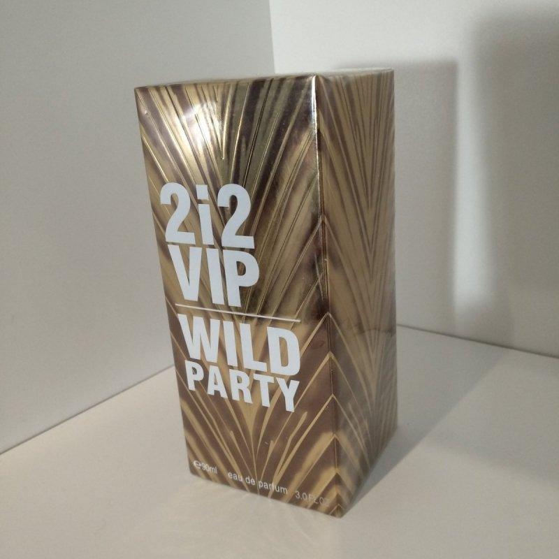 Carolina Herrera 2i2 Vip Wild Party