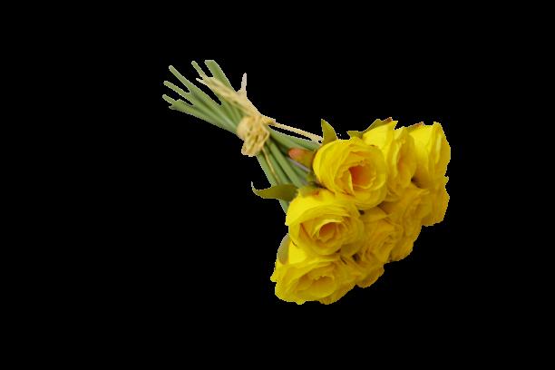 Bukiecik róż 12 szt . MIX - YSM1704