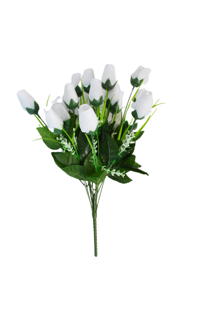 Bukiet róży VELVET  x 24 kwiatów