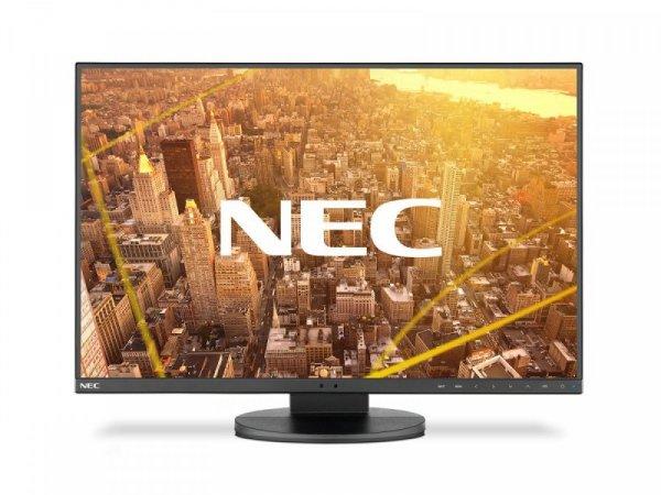 NEC Monitor 24 Multisync EA245WMi-2 BK VGA DVI DP czarny