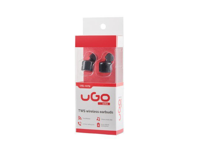 UGo Słuchawki TWS USL-1079 Bluetooth