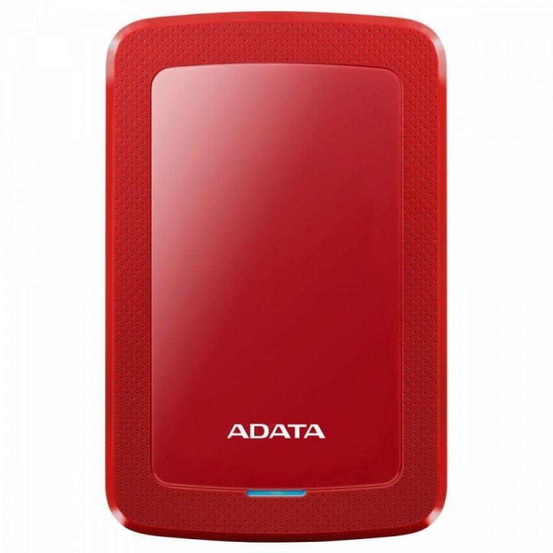 Adata DashDrive HV300 2TB 2.5 USB3.1 Czerwony