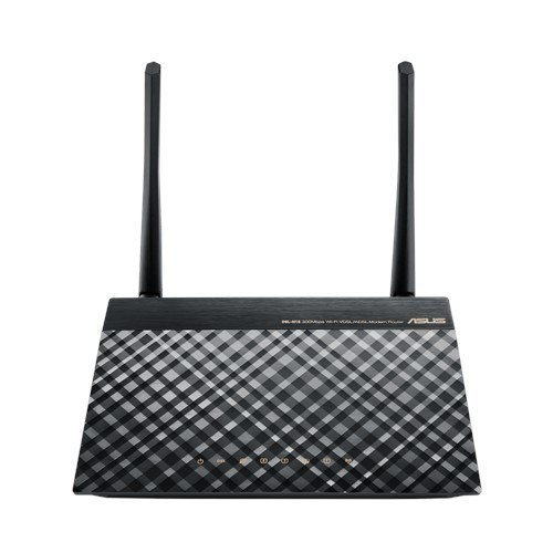 Asus Router WiFi DSL-N16 ADSL2/2+ N300 4LAN 1WAN