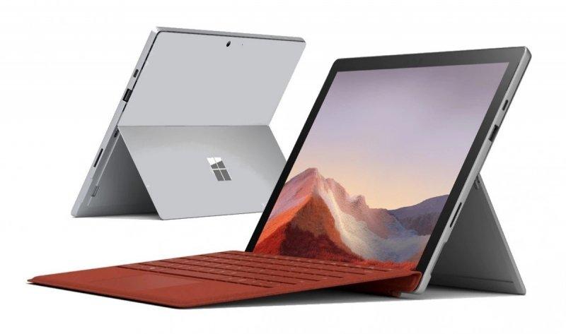 Microsoft Surface Pro 7 Platinum 256GB/i5-1035G4/16GB/12.3 Win10Pro Commercial PVS-00003