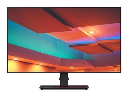 Lenovo Monitor 27 ThinkVision P27q-20 LCD 61EAGAT6EU