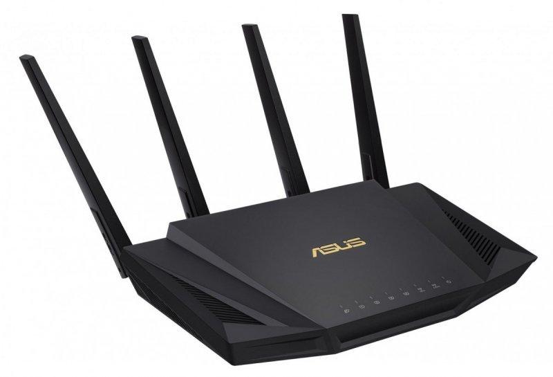Asus Router AX3000 1WAN 4LAN 1USB RT-AX58U