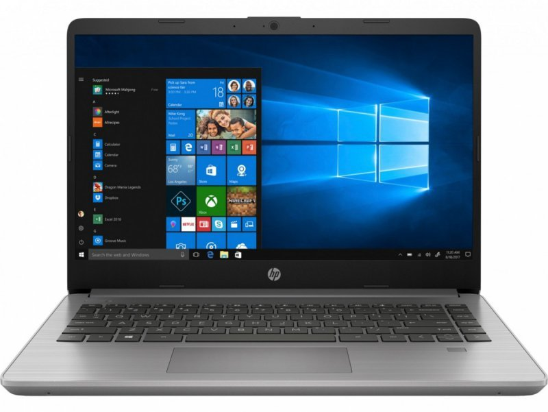 HP Inc. Notebook 340s G7 i3-1005G1 256/8G/W10P/14   9VY24EA