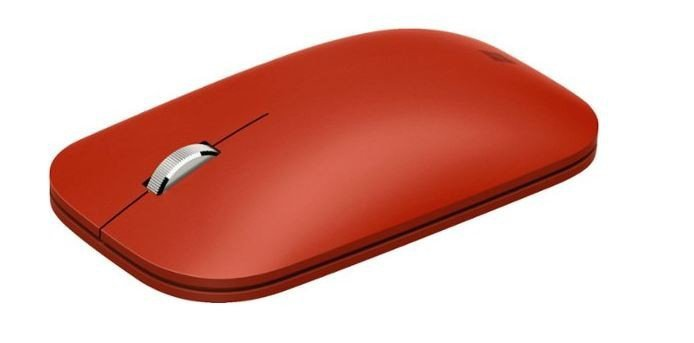 Microsoft Mysz Surface Mobile Mouse Commercial Poppy Red KGZ-00056