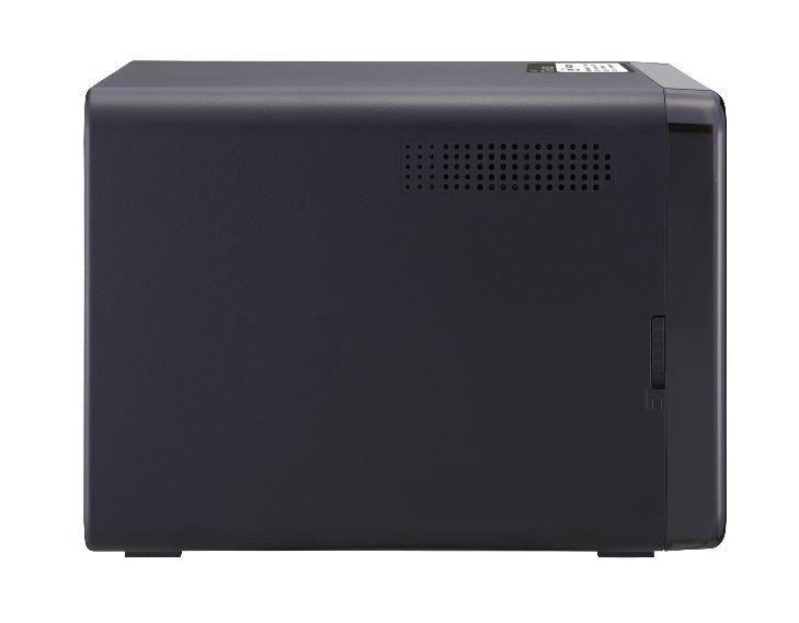 QNAP Serwer TS-453D-4G 2,5 GbE NAS 4 GB SO-DIMM DDR4 (1x4)