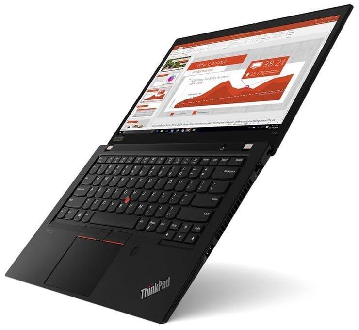 Lenovo Ultrabook ThinkPad T14 G1 20S00049PB W10Pro i5-10210U/8GB/256GB/INT/14.0 FHD/Black/3YRS OS