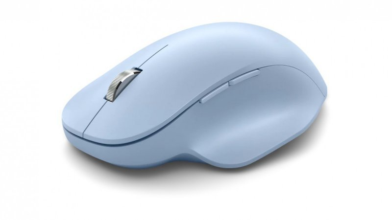 Microsoft Mysz Bluetooth Ergonomic 222-00055 Niebieska