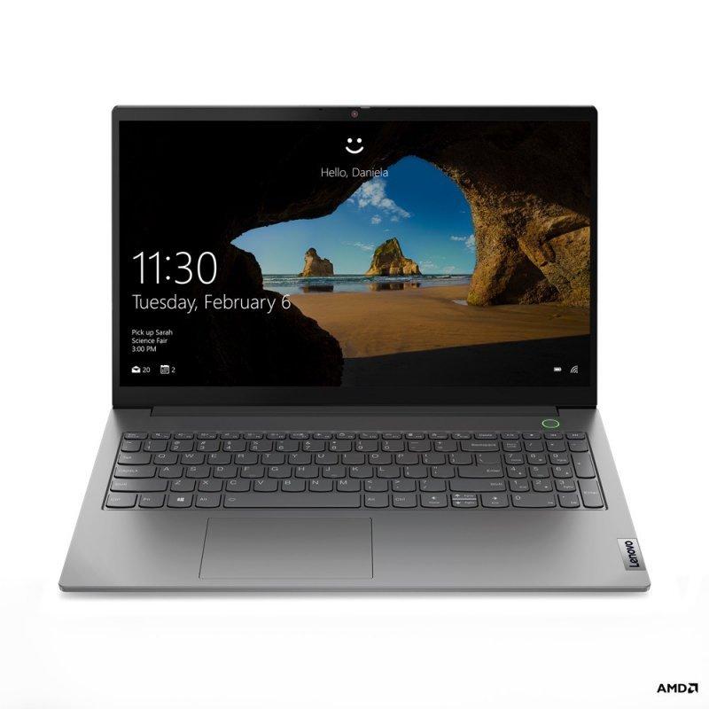 Lenovo Laptop ThinkBook 15 G2 20VG0079PB W10Pro 4500U/8GB/512GB/INT/15.6FHD/Mineral Grey/1YR CI