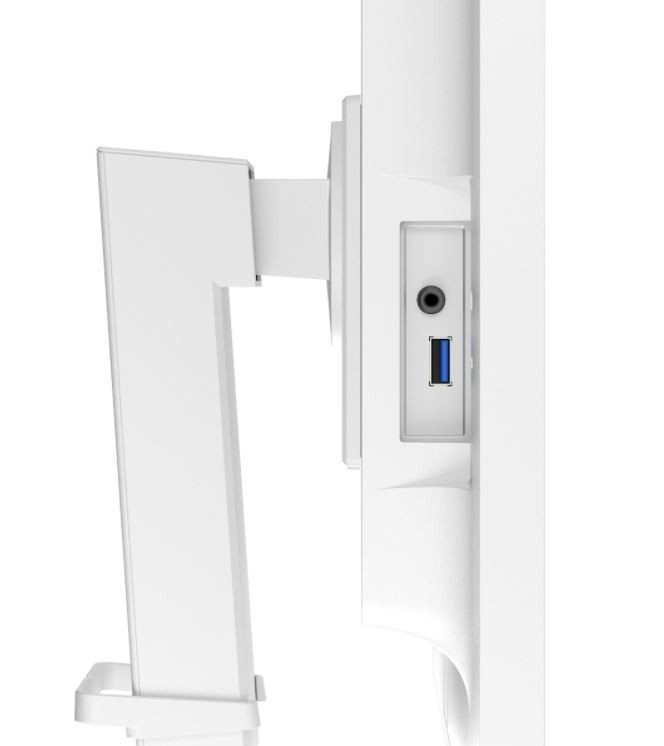 NEC Monitor MultiSync EA272F 27 cale biały USB-C