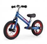Rowerek biegowy MINI - niebieski
