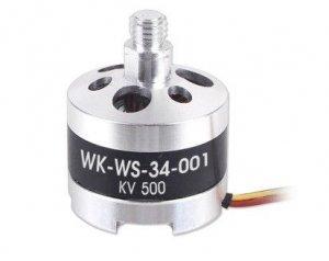 Silnik bezszczotkowy (prawoskrętny gwint) TALI H500-Z-12